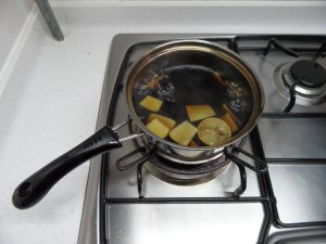 Boiled Coke with Ginger, a Chinese cold remedy – You're Not